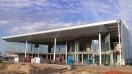Международный аэропорт Стригино. Строительство первой очереди нового терминала