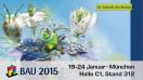 Einladung zu BAU 2015