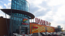 Qbiss One on the golden award winning Planet Shopping Center, Ufa in Russia