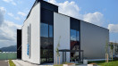 Knauf Insulation Experience Center built with Trimoterm received Platinum DGNB Certificate