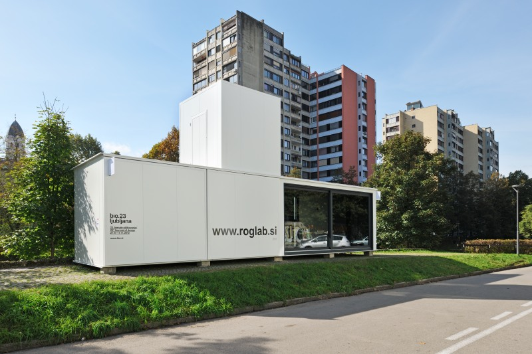 High-Rack Warehouse Lek Ljubljana