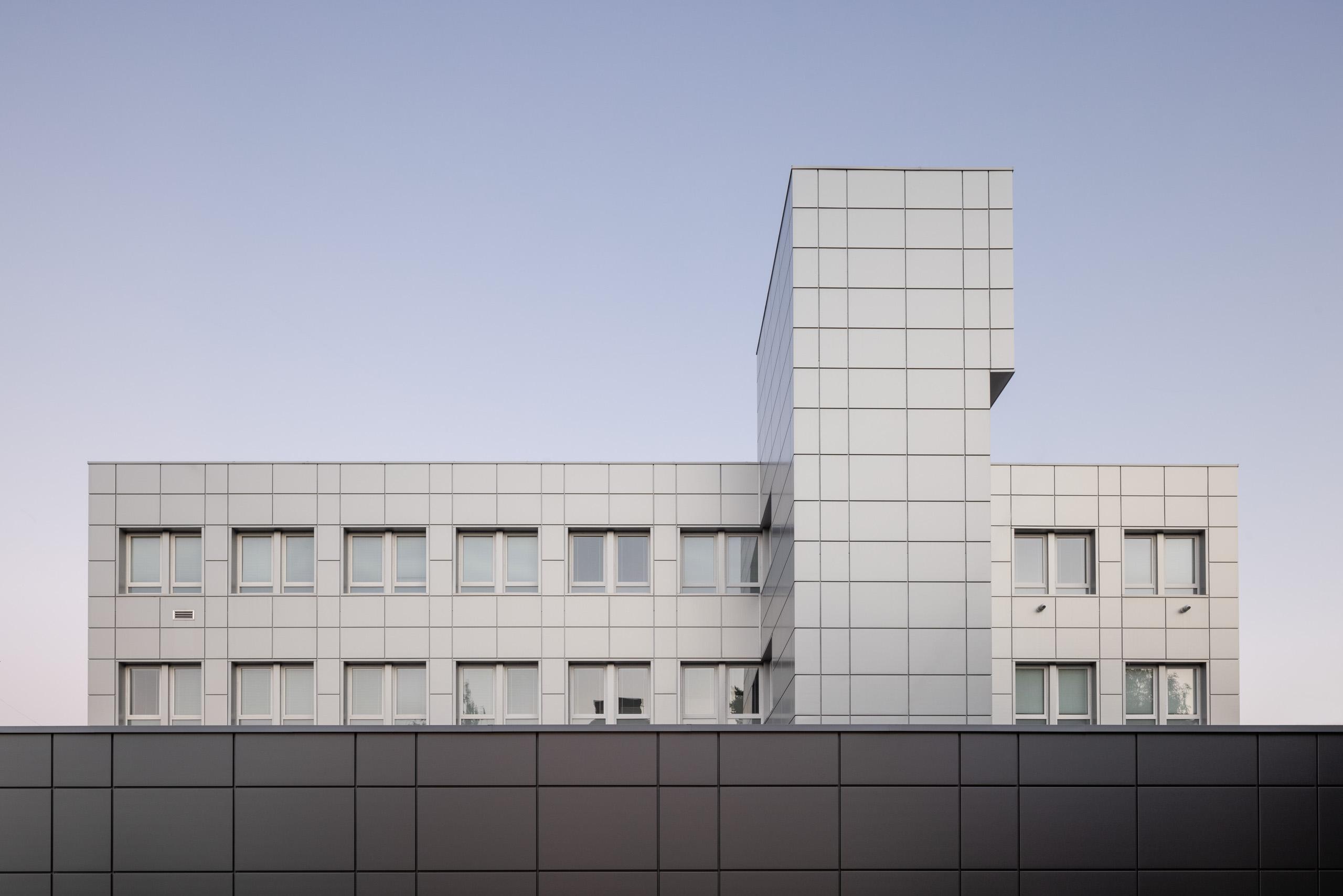 Fa. Wolfram, Industrial Building BW 100