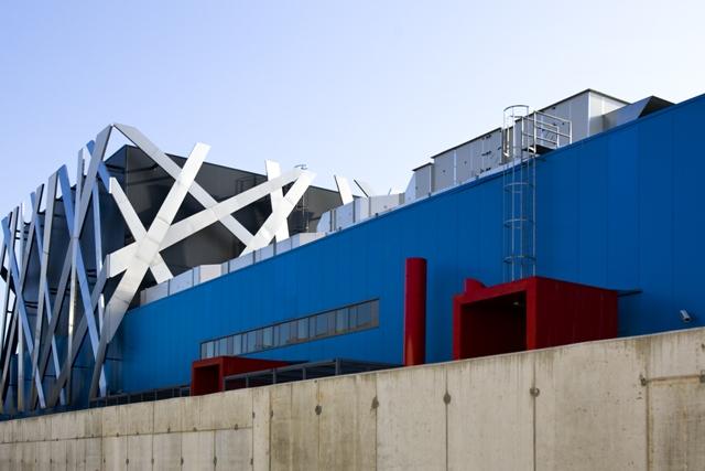 Logistic centre Deichmann