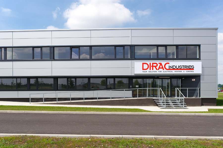 Dirac Industries Kolín