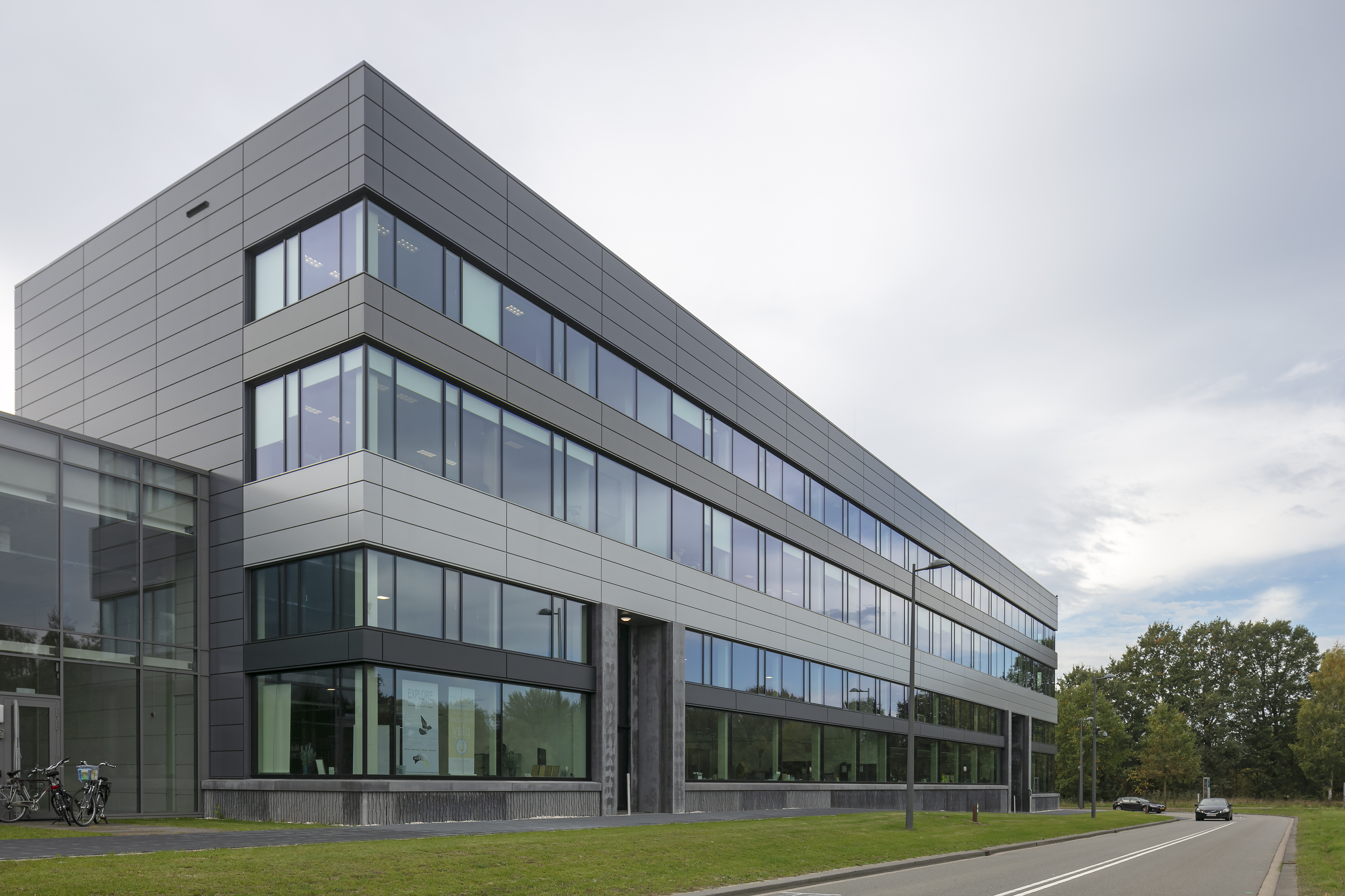 Commercial, Production and Storage Building IMF Tertia GmbH