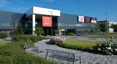 BEROUNKA PARK Plzeň Shopping Centre