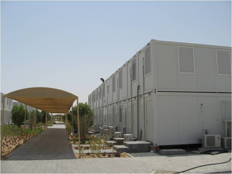 Facility camp - Masdar city