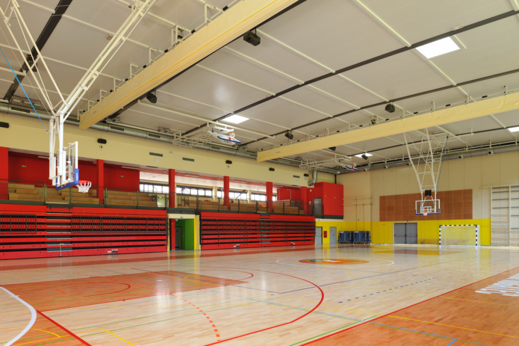 School Sports Hall in Rogatec
