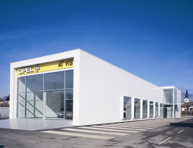 Sales Service Centre Opel, At VIS