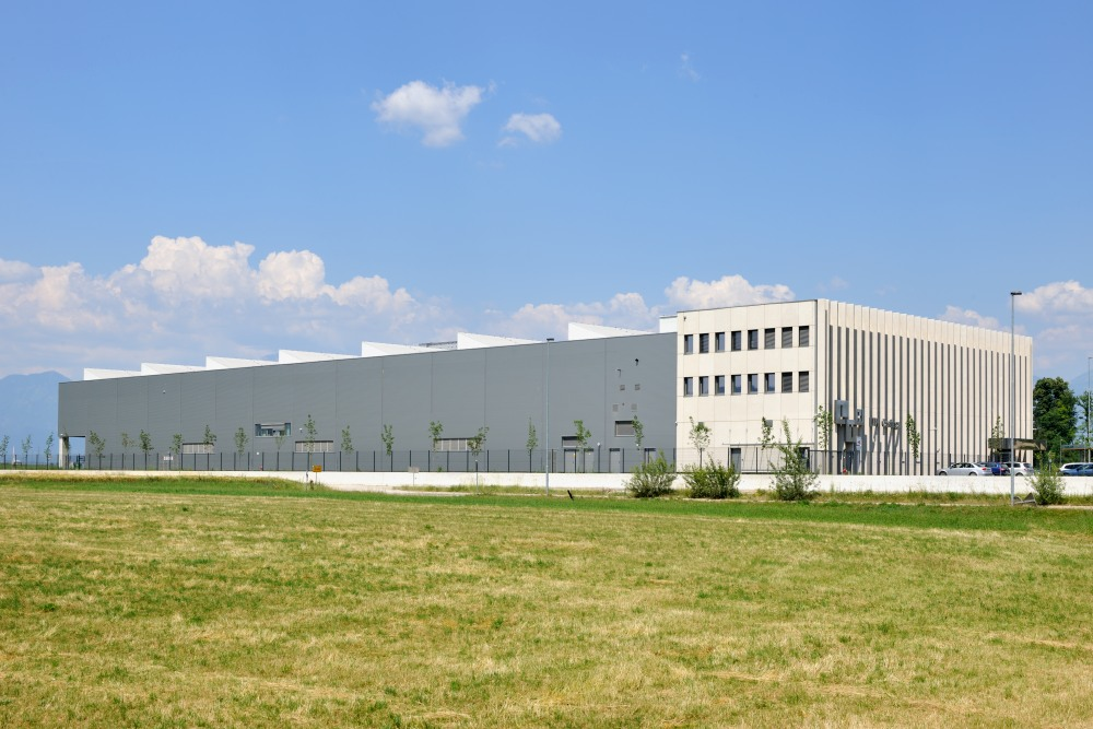 JUB Manufacturing Plant
